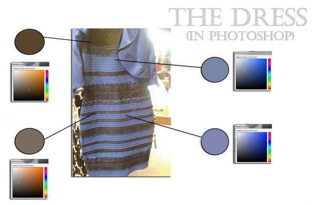 Ecco la foto dell'abito che sta facendo impazzire gli utenti del web