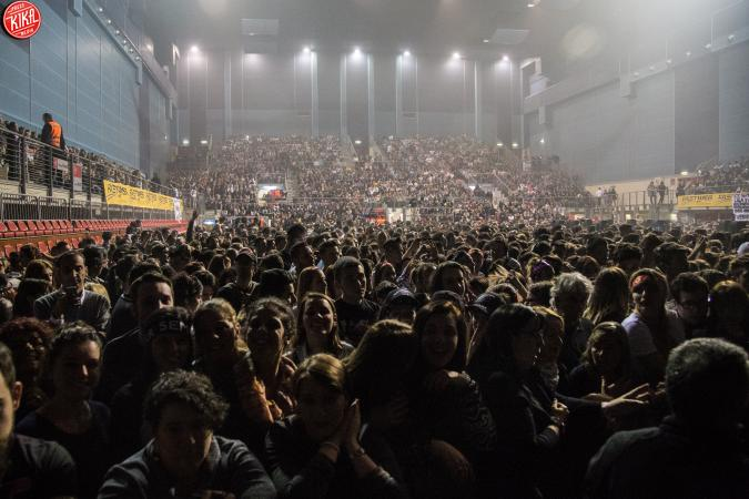 Ligabue sold out a genova con mondovisione tour palazzetti for Ligabue genova