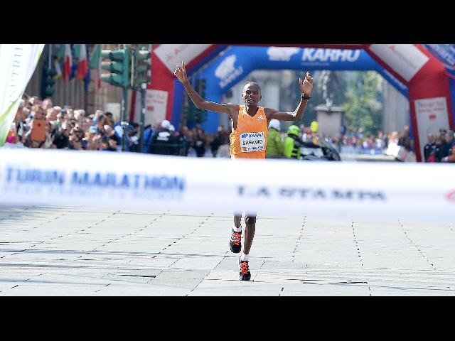 Atletica: keniano Saekwo domina Turin Marathon