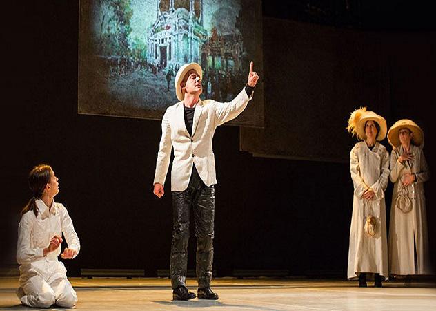 Al Piccolo Teatro Grassi lo spettacolo sulla Fiera di Milano