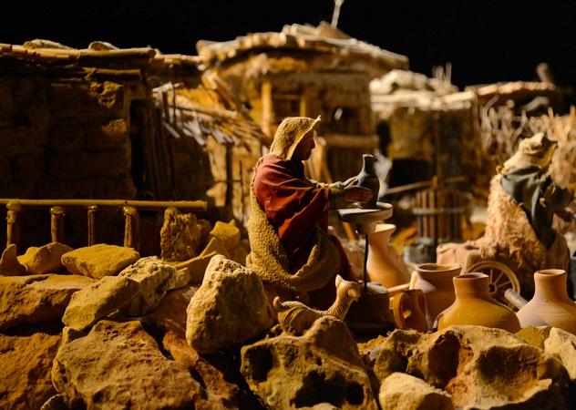 San Miniato: torna la magia del presepe di Cigoli