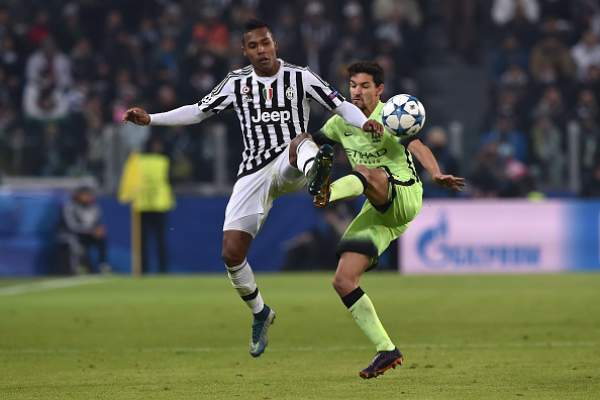 Juventus-City, i voti