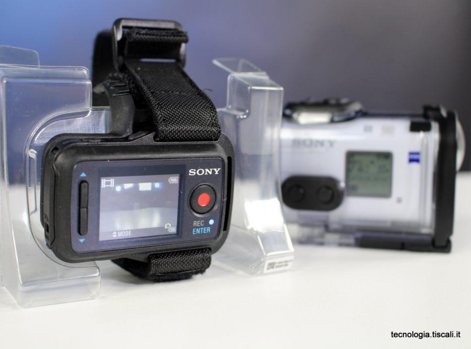 Action Cam Sony FDR X1000V